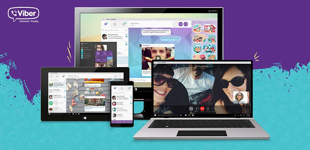 Viber-windows10