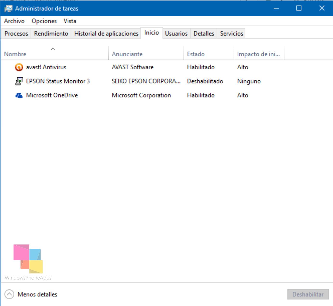 ¿Sabías cómo... deshabilitar aplicaciones y programas que se inician con Windows 10?