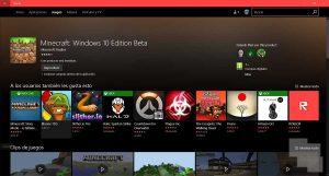 La tienda de Windows 10 se actualiza en el anillo rápido, regresan las capturas y la posibilidad de compartir