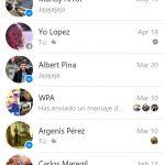 Facebook Messenger (Beta) ya está disponible en Windows 10 Mobile