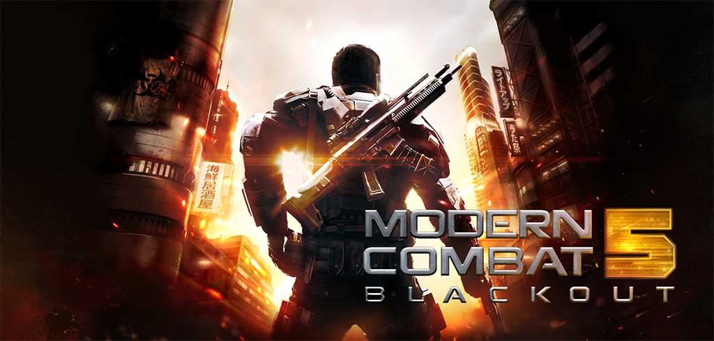 Modern Combat 5 recibe la actualización 18 con interesantes novedades