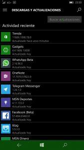 La Tienda de Windows 10 se actualiza con cambios de diseño y solución de la conexión con la App Xbox
