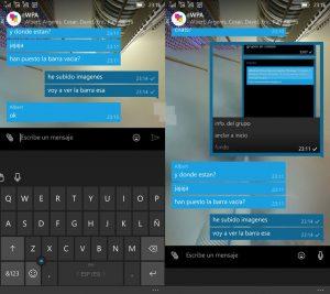 WhatsApp Beta se actualiza y aplica cambios en los perfiles