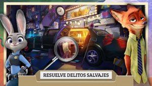 Zootrópolis Archivos de Crimen: Objetos ocultos, otro juego Disney para Windows