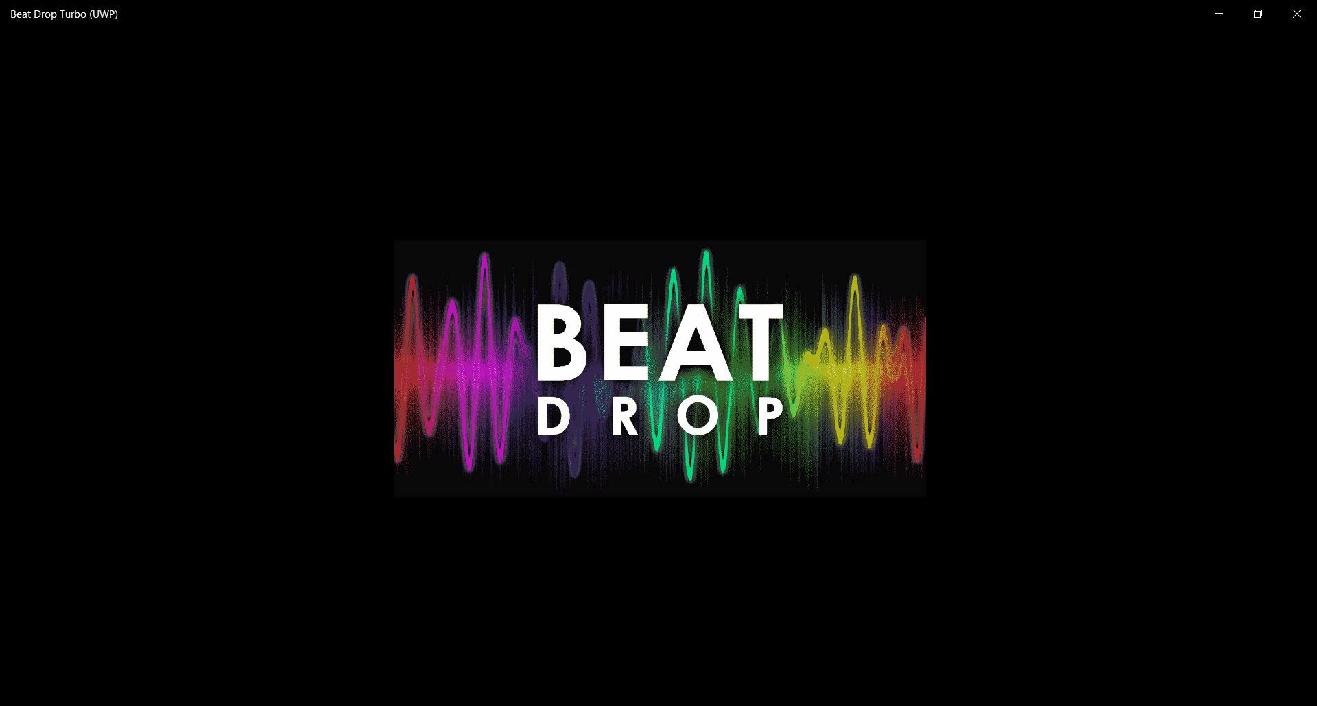 BeatDropUWP