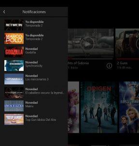 Netflix para Windows 10 PC se actualiza añadiendo la pestaña de notificaciones