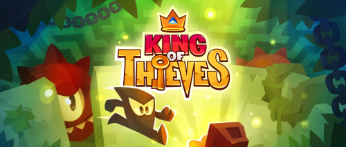 KIng of thieves portada