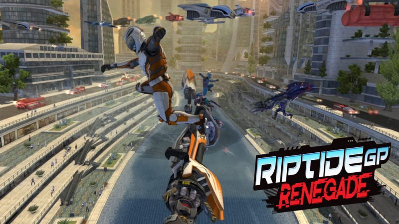 Riptide GP: Renegade llegará a Xbox One y Windows 10 PC como Xbox Play Anywhere