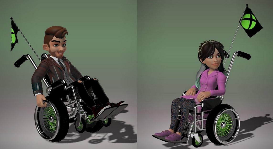 Microsoft a adir sillas de ruedas a su aplicaci n de for Sillas para xbox one