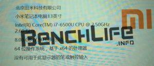 Se filtran algunas especificaciones de un posible portátil Xiaomi con Windows 10