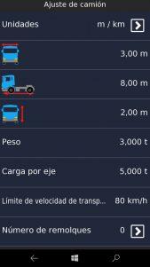 Truck Navigation, llega la navegación para profesionales a los móviles Windows