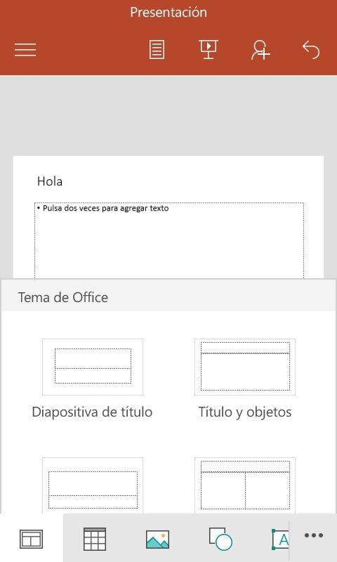 Novedades en la actualización de Julio para Insiders de Office Mobile