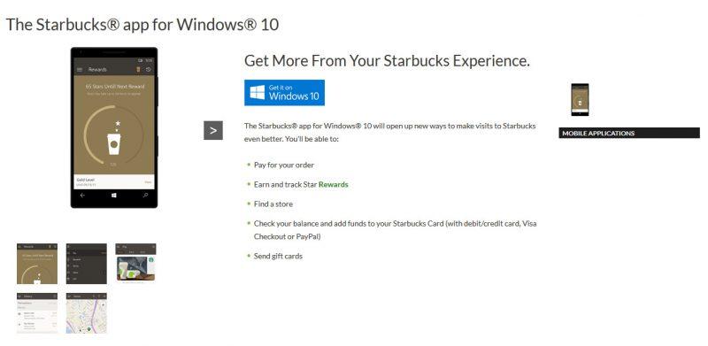 starbucks-en-windows-10-se-muestra-en-su-web-oficial