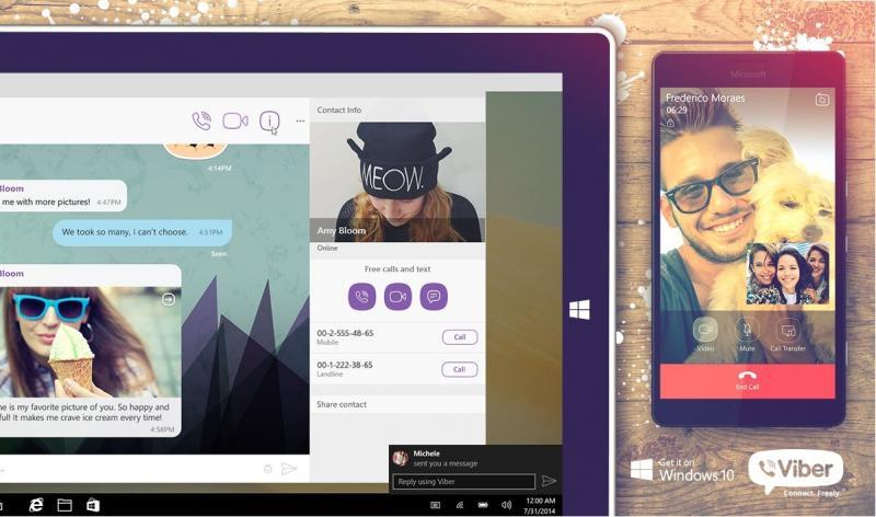 Viber para Windows 10