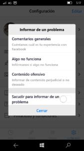 Facebook actualiza sus betas en Windows 10 con pequeños cambios de diseño