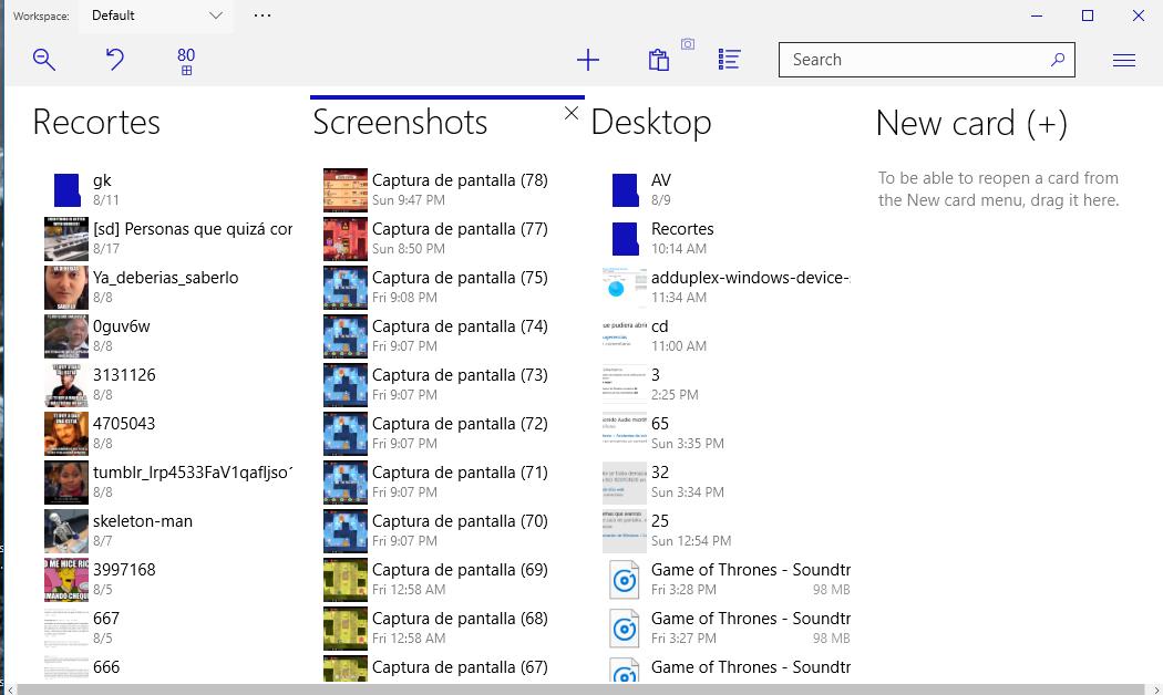 File Cards, un avanzado administrador de archivos, gratis por tiempo limitado
