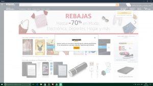 Amazon presenta su nueva aplicación para Windows 10 PC