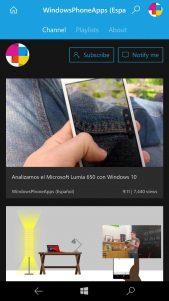 myTube actualiza su app beta Windows 10 UWP para la actualización de aniversario