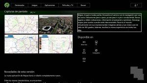 mapas de Windows Xbox One 3