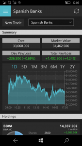 Stocker, una aplicación para gestionar tu cartera de valores [Actualizado: ganadores del sorteo de 20 códigos]