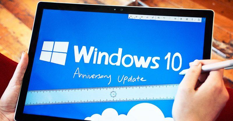 Build 14393.1198 de Windows 10 Actualización de Aniversario disponible como acumulativa en PC y móviles