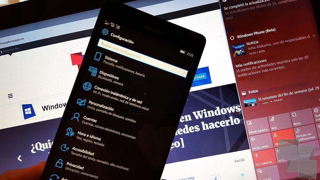 Actualización Aniversario Windows 10