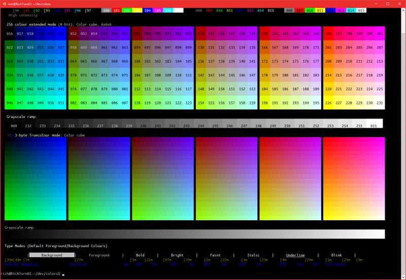 24-bit-color-grids cmd simbolo del sistema