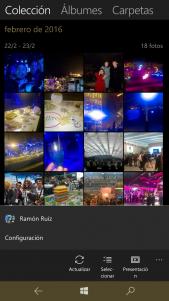 Estas son las novedades que trae la última actualización de Fotos en Windows 10 versión pública