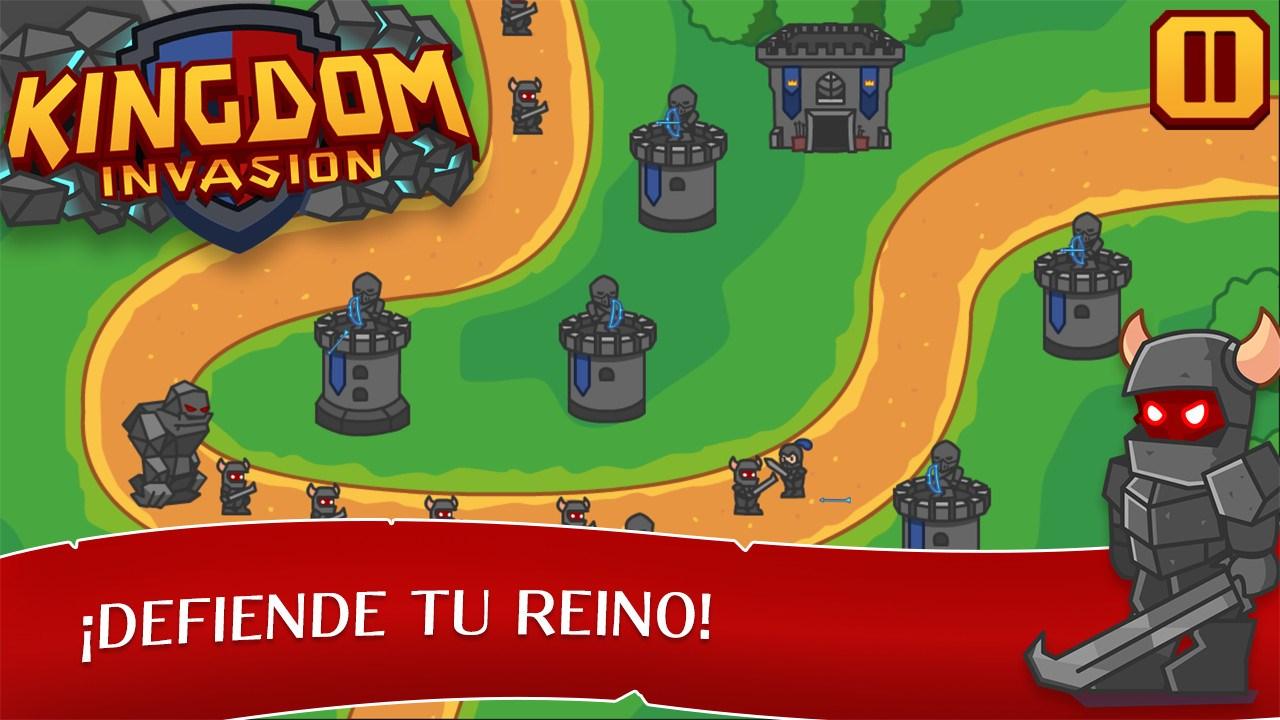 Kingdom Invasion TD - Continuum Edition 2