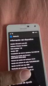 Nuevo firmware para Lumia 650 que activa el doble toque, ahora disponible vía OTA
