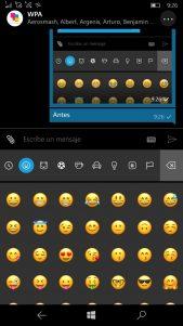 WhatsApp Beta se actualiza en Windows trayendo el aspecto de los emojis de iOS 10
