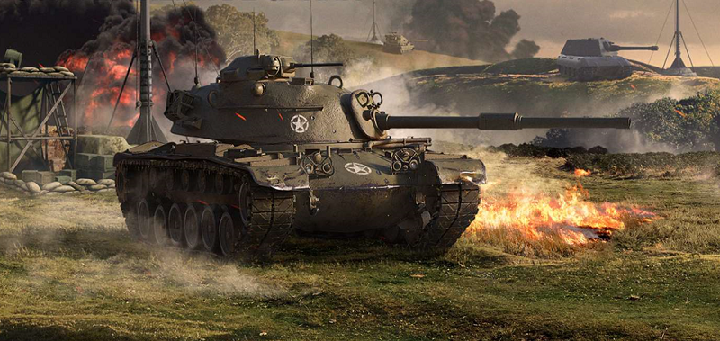 World of Tanks Blitz recibe la actualización 3.5 en Windows 10