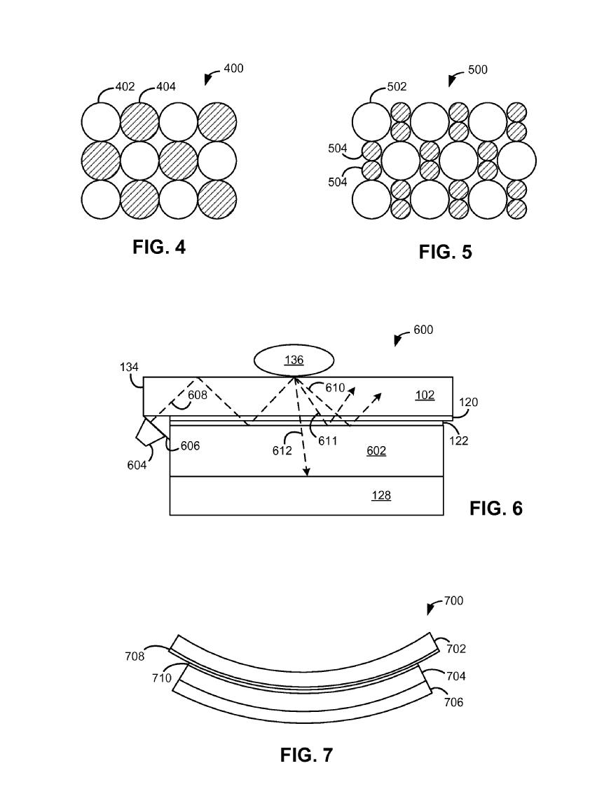 Microsoft patenta un lector de huellas integrado en la pantalla