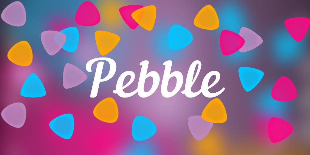 Pebble Windows game