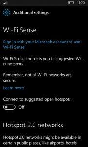 Microsoft remodela la vista de conexiones Wifi en próxima build Insider para Windows 10 Mobile