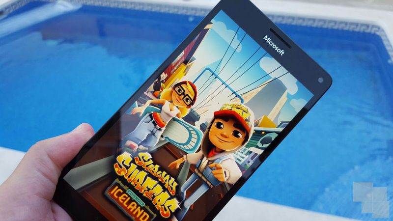 Subway Surfers Islandia