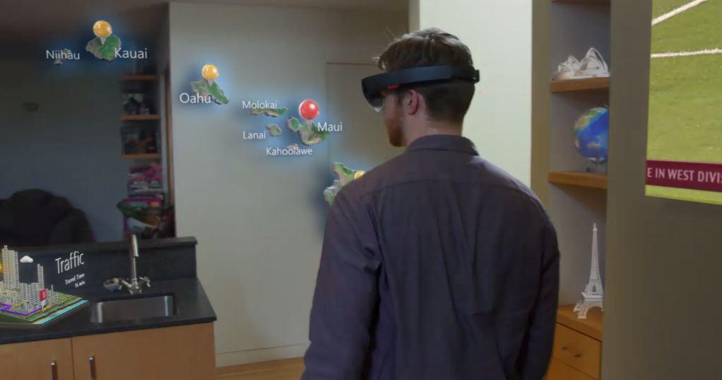 Las HoloLens 2 podrían hacer uso del procesador Snapdragon XR1