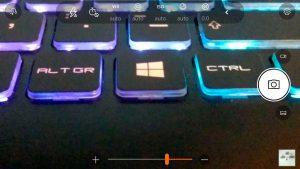 Cámara de Windows se actualiza con cambios de interfaz en el anillo rápido