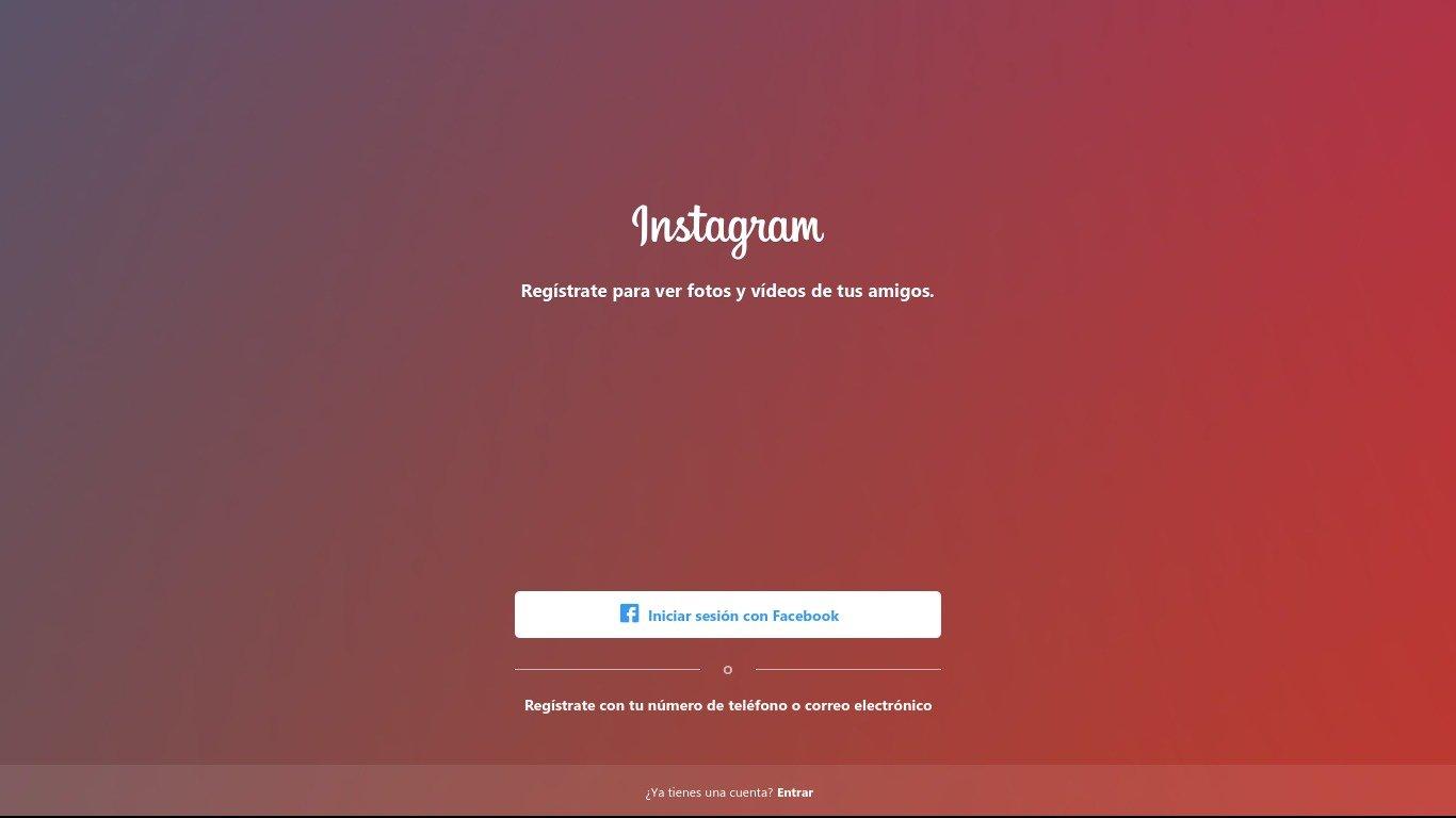 Instagram ya se encuentra disponible para Windows 10 PC