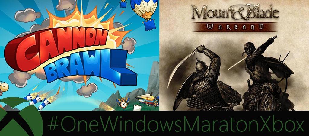 mount-blade-warband-cannon-brawl-maraton-xbox