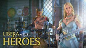 Olympus Rising, el nuevo juego de los creadores de Royal Revolt para Windows 10