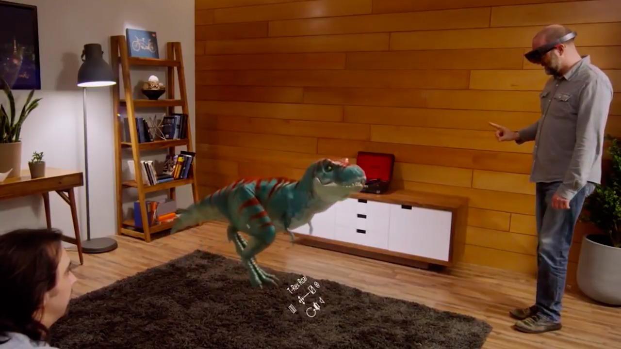 El personal de Microsoft ya está trabajando en publicidad para Realidad Virtual