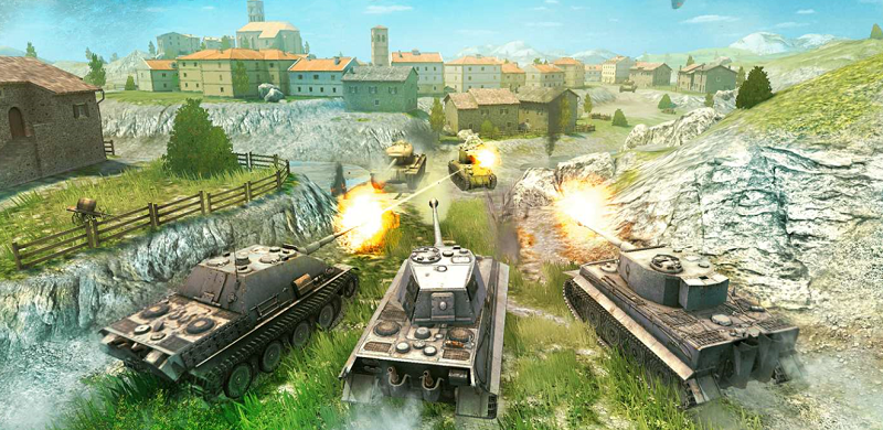 La actualización 3.9 llega a World of Tanks Blitz en Windows 10