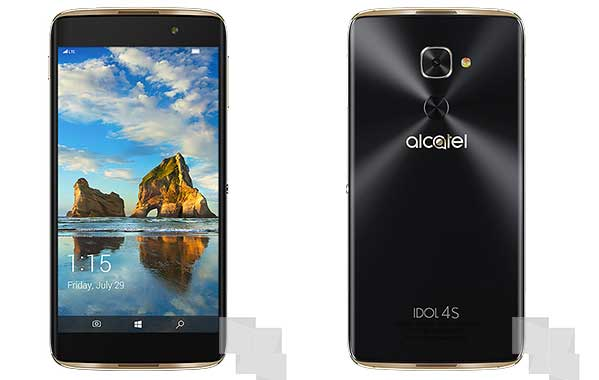 Alcatel IDOL 4S con Windows 10 VR