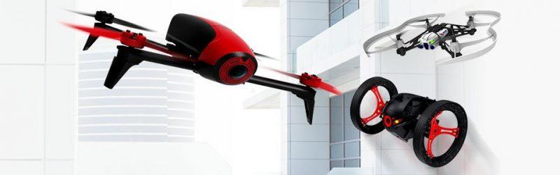 Drone Parrot Tienda Microsoft