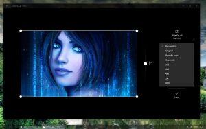 Fotos de Microsoft se actualiza con nuevos filtros y mas novedades en PC (Anillo rápido)