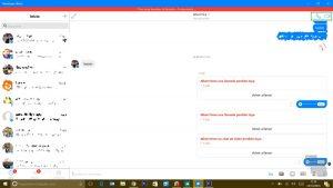 Llamadas Messenger en Windows 10 PC
