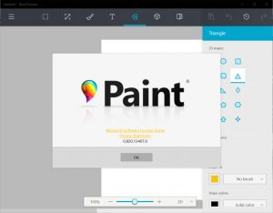 paint preview