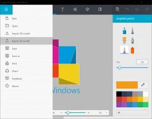 Ya puedes comprobar cómo es el nuevo Paint Preview para Windows 10