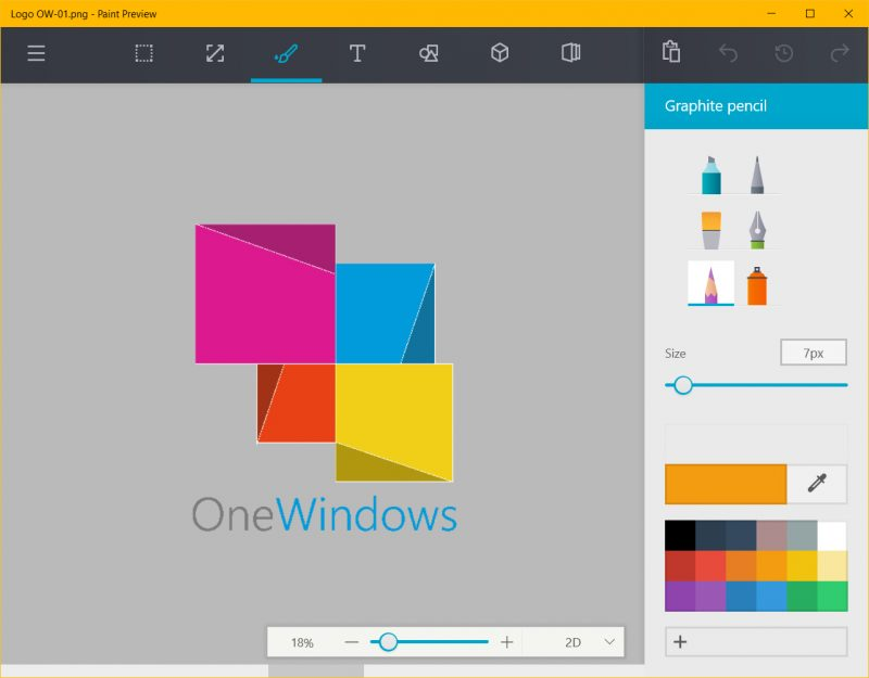 paint-preview-windows-10-logo